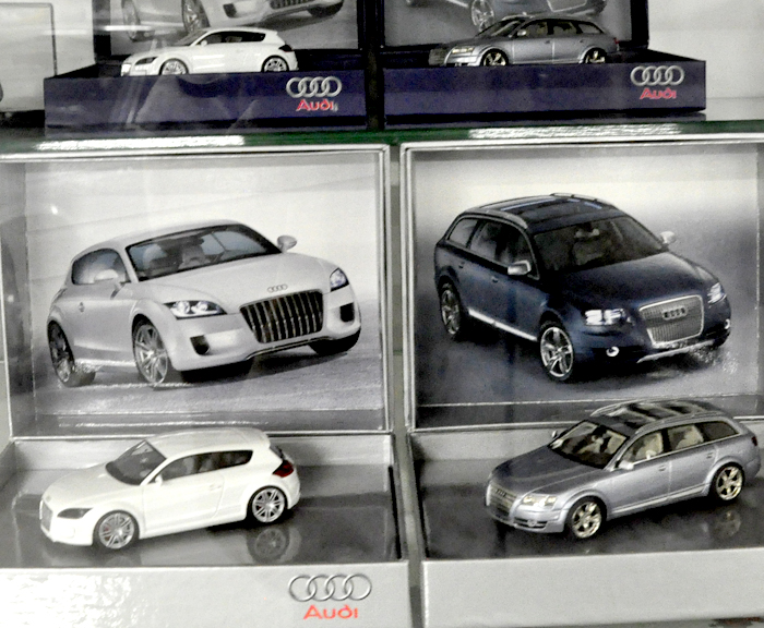 Siku And Audi Model Cars Bei Oldtimer Und